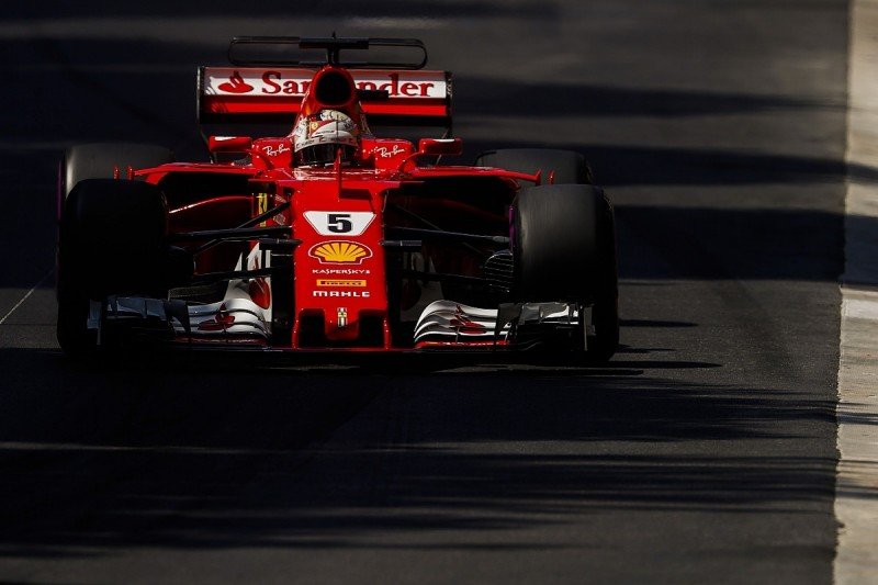 Monaco Grand Prix: Vettel leads Ferrari one-two in final practice