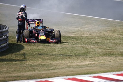 Daniel Ricciardo close to picking up second F1 engine penalty