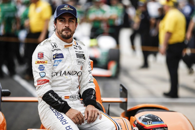 Fernando Alonso a 'shoo-in' for Indy 500 top five - Mario Andretti