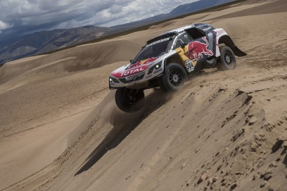 Peugeot says it will quit Dakar Rally if rules change