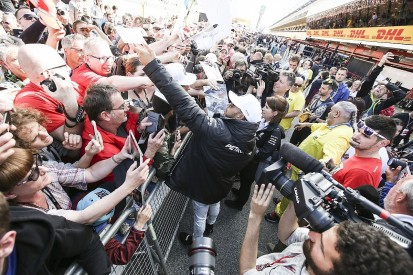 Lewis Hamilton fans' most popular driver, Ferrari wins teams vote