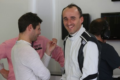 Formula E drivers want ex-F1 driver Kubica to get race seat