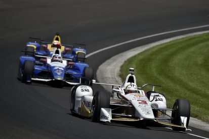 Indy 500: Helio Castroneves top Carb Day as Honda has more woe