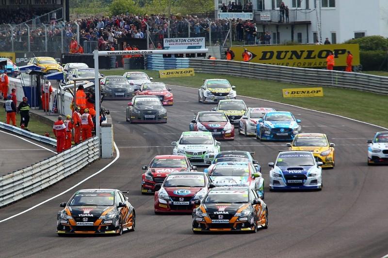 British Touring Car Championship calendar gets minor tweak for 2018