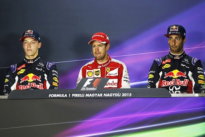 Hungarian GP post-race press conference