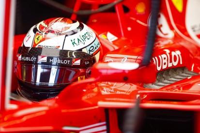 Ferrari's latest F1 start update wouldn't add much, Raikkonen feels