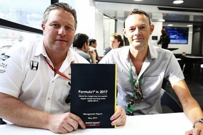 Formula 1 global fan survey results revealed at Monaco Grand Prix