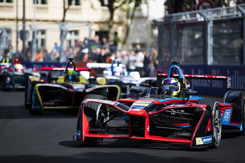 First test complete for key new McLaren Formula E battery