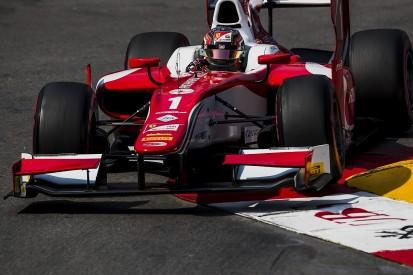 Monaco F2: Ferrari junior Leclerc keeps pole, Prema fined