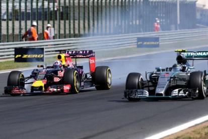 Daniel Ricciardo has no regrets over his clashes in Hungarian GP
