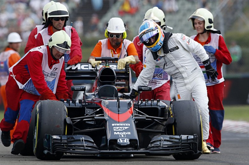Fernando Alonso queries F1 rules after Hungarian GP qualifying