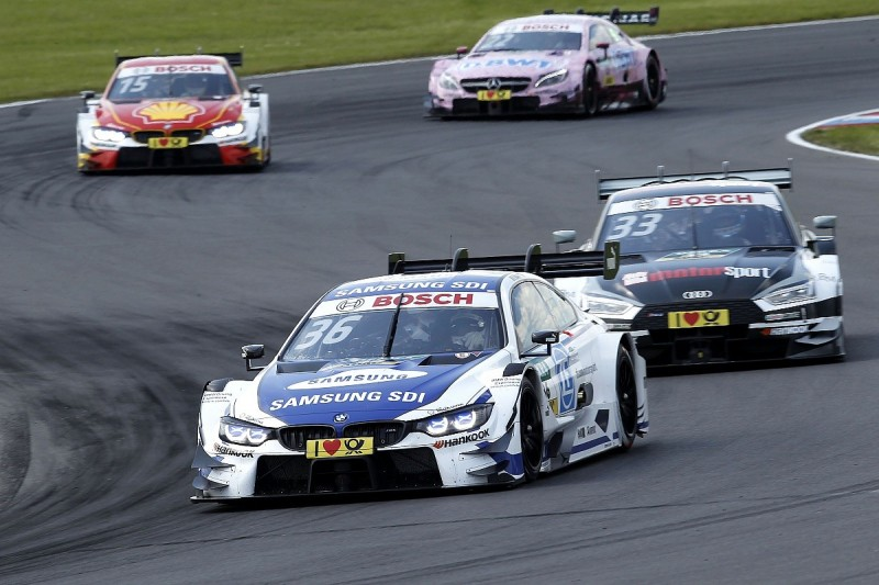 BMW's 'quite bad' start to 2017 DTM season leaves drivers worried