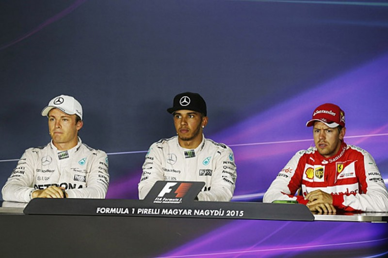 Hungarian Grand Prix qualifying press conference