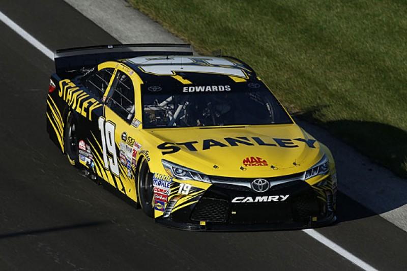 NASCAR Brickyard 400: Carl Edwards takes Indianapolis pole position