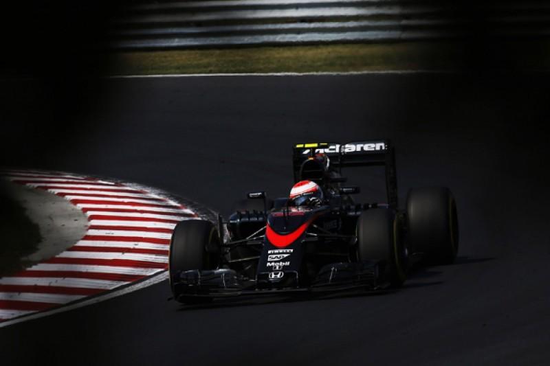 McLaren's Jenson Button eyeing top-10 start in Hungarian Grand Prix