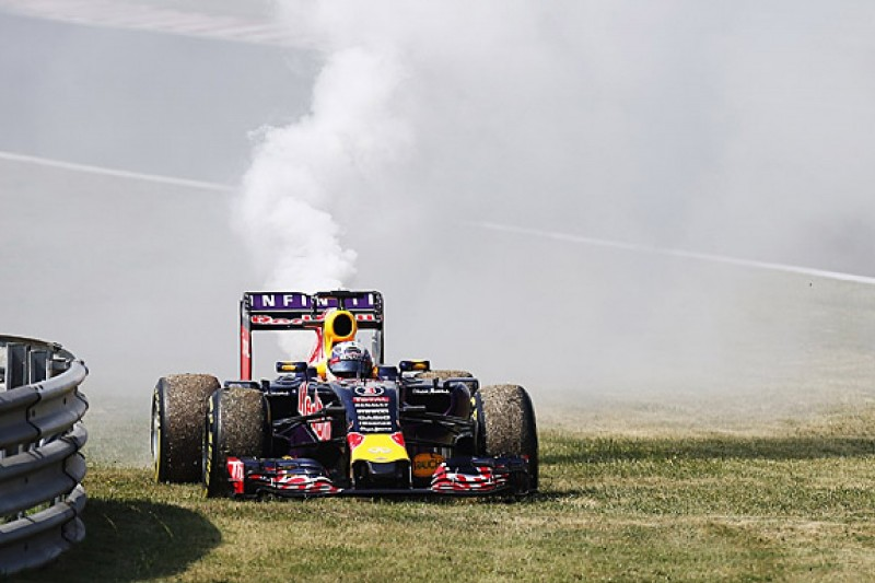 Renault won't make F1 engine upgrades until Russian GP