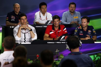 Hungarian Grand Prix Friday Formula 1 press conference