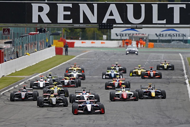 Renault Sport to withdraw its backing of Formula Renault 3.5