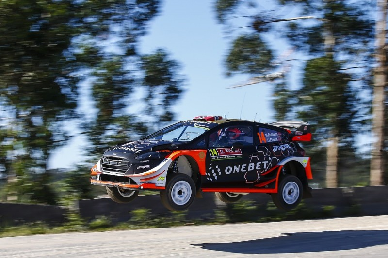 Mads Ostberg may switch between DMACK and Michelin during 2017 WRC