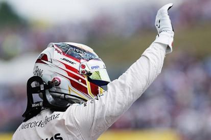 Hungarian GP qualifying: Lewis Hamilton takes comfortable pole