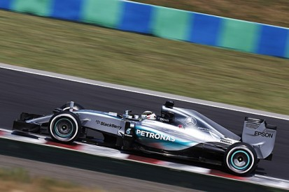 Hungarian Grand Prix: Lewis Hamilton leads Red Bull drivers in FP2
