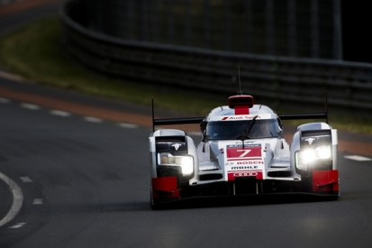 Audi to stick with low-drag R18 for rest of WEC season