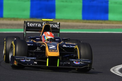 Hungary GP2: Williams F1 junior Alex Lynn takes maiden pole