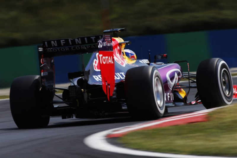 Red Bull pushing to be closest Mercedes challenger at Hungarian GP