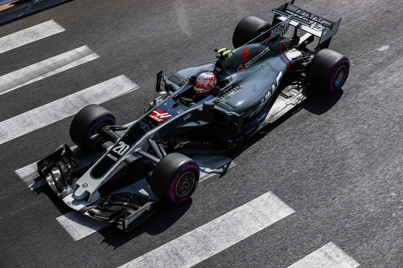 Haas changed F1 livery to boost branding visibility on TV