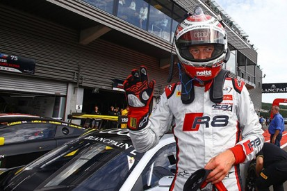 Spa 24 Hours: #2 WRT Audi on pole with Frank Stippler