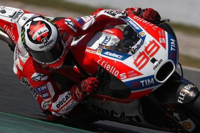 Barcelona MotoGP changes 'made for Honda', Ducati's Lorenzo feels