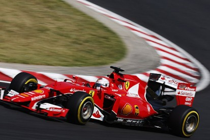 """Hungarian GP: Ferrari has """"lots to clean up"""" - Sebastian Vettel"""
