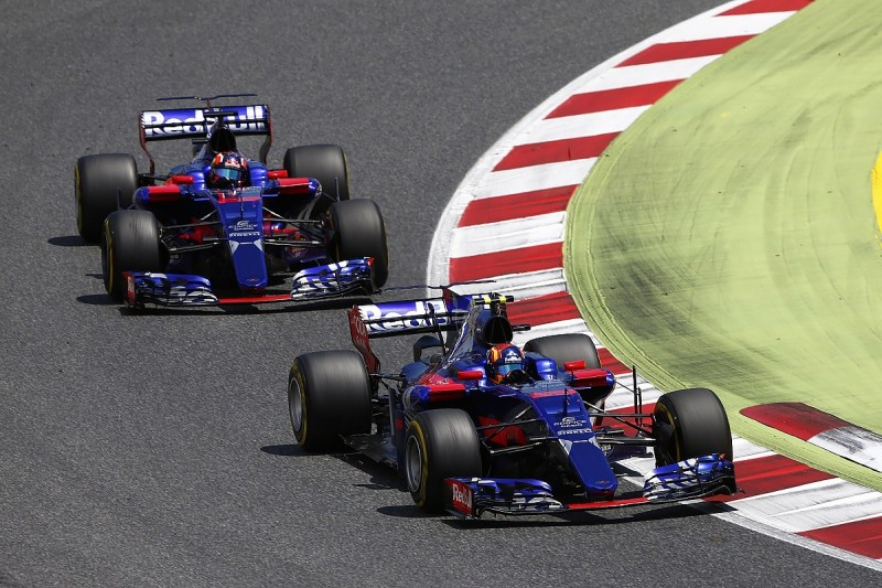 Toro Rosso's 2017 F1 car weaker than previous designs, says Key