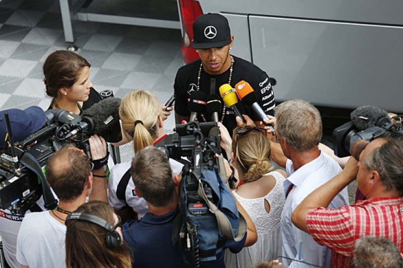 Hamilton open to closed cockpits in Formula 1 after Bianchi's death