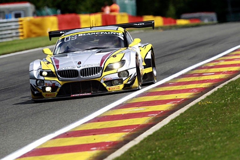 Spa 24 Hours: Marc VDS BMW leads qualifying with Maxime Martin
