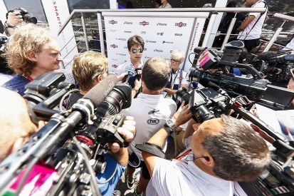 Williams's Lance Stroll finds criticism of tough F1 start 'funny'