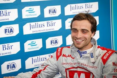 Dragon Racing retains ex-F1 racer Jerome D'Ambrosio in Formula E