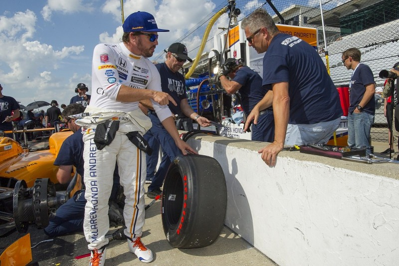 Al Unser Jr: Fernando Alonso win would get more F1 drivers to Indy
