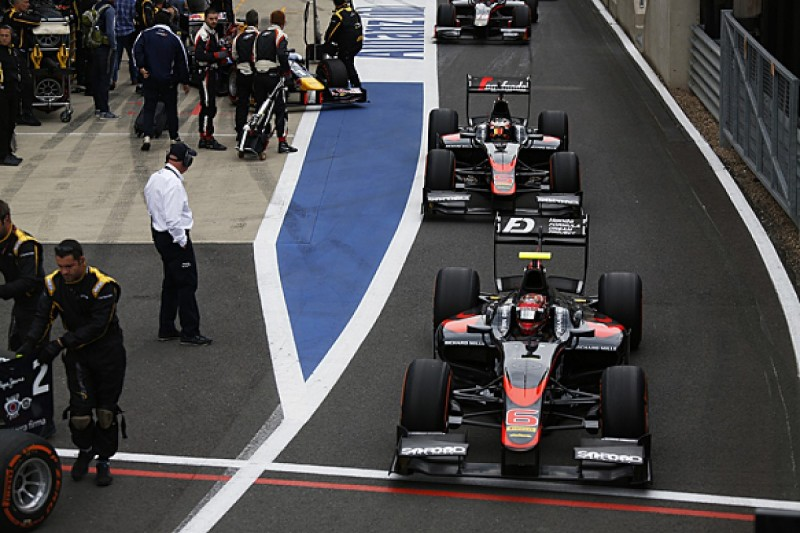McLaren would welcome GP2 teams with customer cars in Formula 1