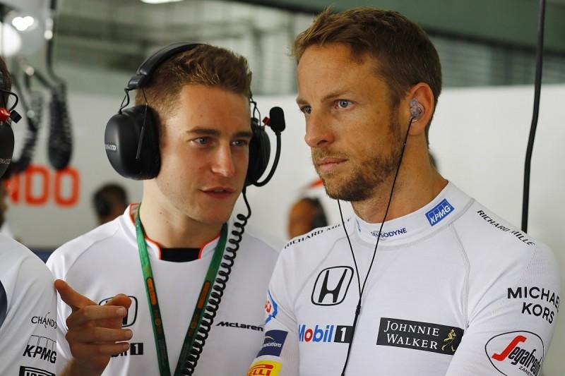 Monaco won't punish Button's lack of 2017 F1 laps, Vandoorne feels