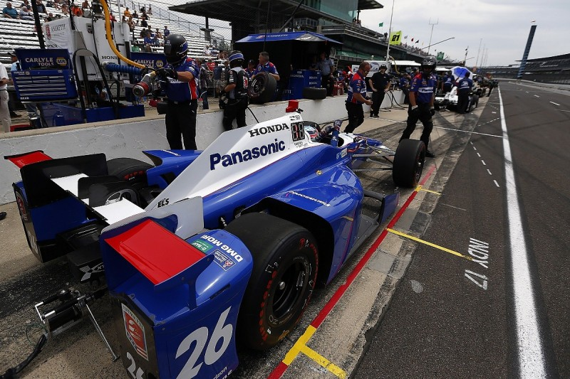 Honda still chasing fix for Indianapolis engine failures