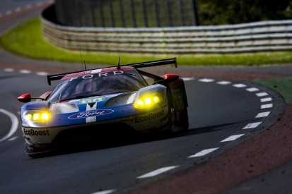 Le Mans 24 Hours: Ford GT pegged back by test day BoP
