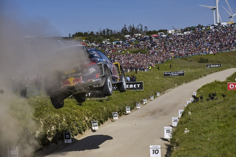 Sebastien Ogier now comfortable in M-Sport Ford after Portugal win