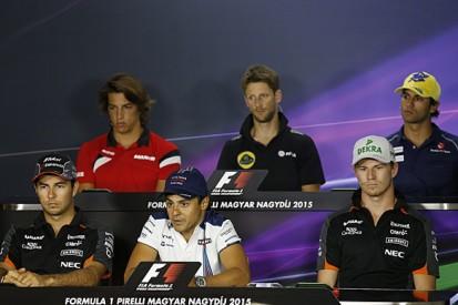 Hungarian Grand Prix Thursday Formula 1 press conference