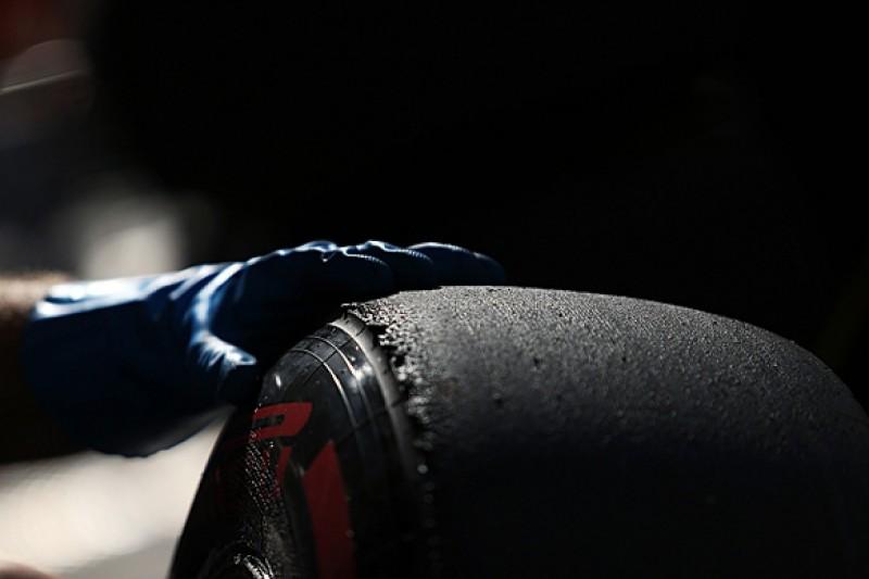 Bernie Ecclestone to decide between Pirelli/Michelin for F1 tyres
