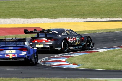 Mercedes DTM outfit has to improve tyre life, Wickens