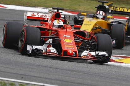 Nico Hulkenberg: Ferrari, Mercedes' margin over F1 rivals 'scary'