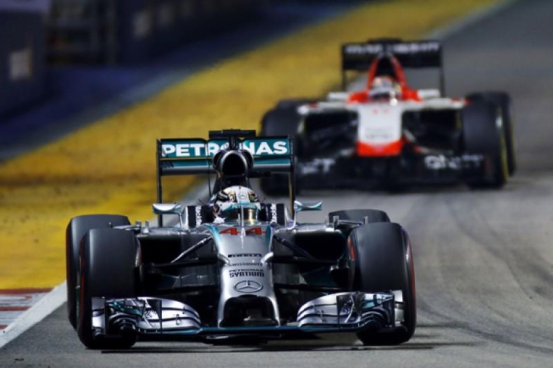 Jules Bianchi's death shows danger still present in F1 - Hamilton