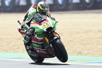 Aprilia's Espargaro calls MotoGP championship position 'a disaster'