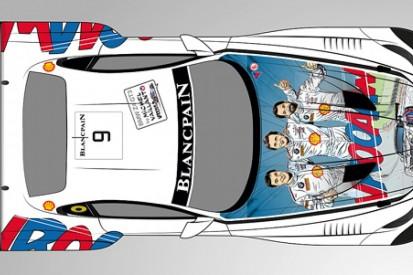 BMW unveils Alex Zanardi's Vaillant cartoon livery for Spa 24 Hours